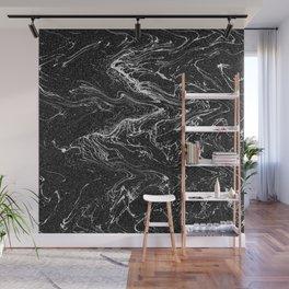 Free Flowing Wall Mural