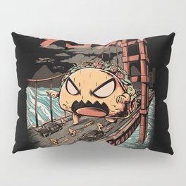 The Black Takaiju Pillow Sham