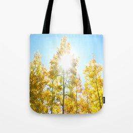 Autumn Joy Tote Bag