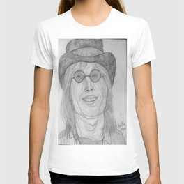 Tom, The Mad Hatter T-shirt
