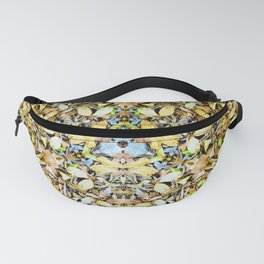 A Circle of Leaves Fanny Pack