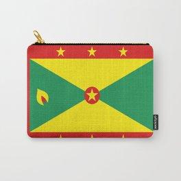 Grenada Flag Duvet Carry-All Pouch
