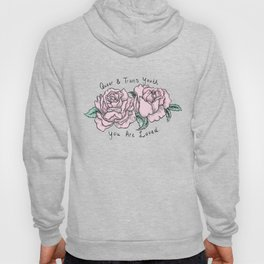 Queer and Trans Youth You Are Loved Hoody