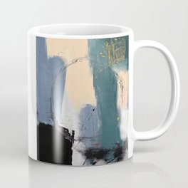 abstract circle illustration Coffee Mug