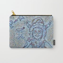Ao P-Chan Carry-All Pouch