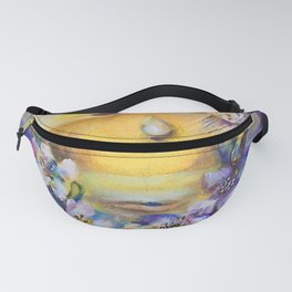 Water Drop Fanny Pack