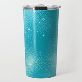 Winter Nebula Travel Mug