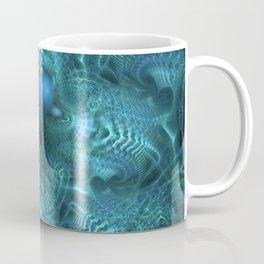 Juju Blue Coffee Mug
