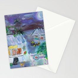 """Gouyave Friday"" Stationery Cards"