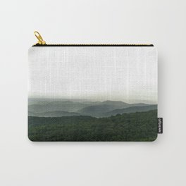 Green Mountain Majesties Carry-All Pouch