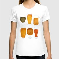 beer T-shirts featuring Beer by Cat Coquillette