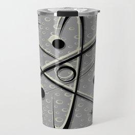 Atomic Love - Lunar Grey Travel Mug