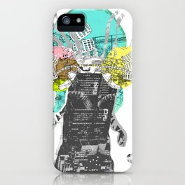CutOuts - 7 iPhone Case