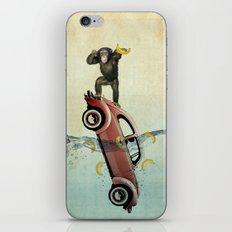 SAVE THE BANANA-S iPhone & iPod Skin