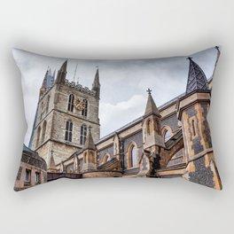 Gothic Tones Rectangular Pillow
