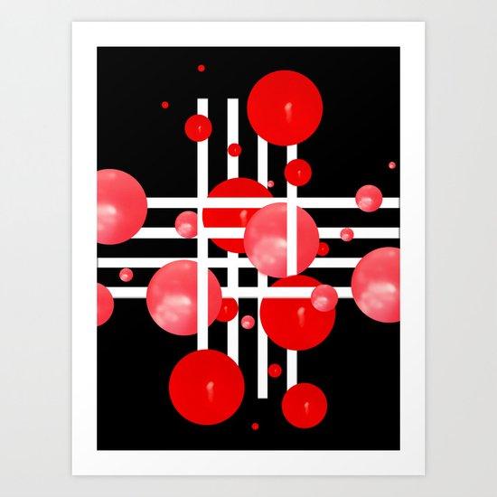 Balls 2 Art Print