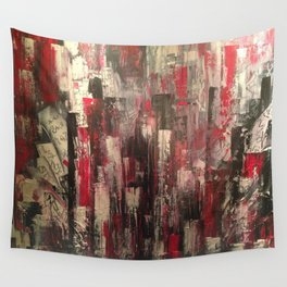 Graffitis Wall Tapestry