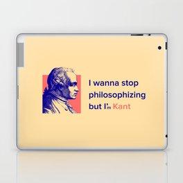Kant Laptop & iPad Skin