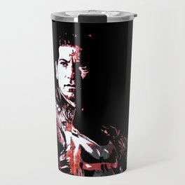 Jon Bernthal's Punisher Portrait pop Travel Mug