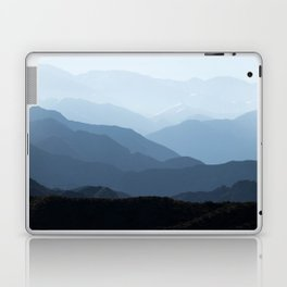 Andes mountains. Laptop & iPad Skin