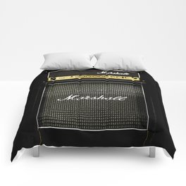 Gray amp amplifier Comforters