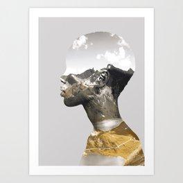 Portrait (Nature) Art Print