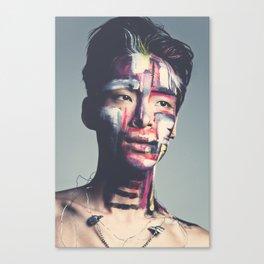 Sung Canvas Print
