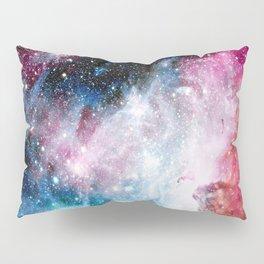 Carina Nebula : Colorful Galaxy Pillow Sham