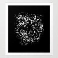 Mr Coladita 2 Art Print