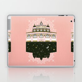 Budapest Bath House – Peach & Gold Palette Laptop & iPad Skin