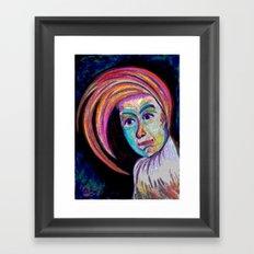 CARNAVAL Framed Art Print