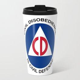 Civil Defence Travel Mug