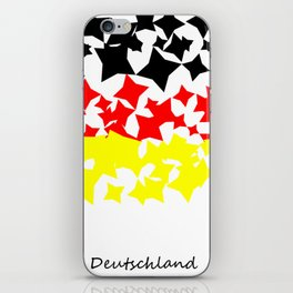 Deutschland iPhone Skin