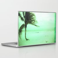palm Laptop & iPad Skins featuring Palm by Julia Aufschnaiter
