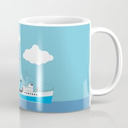 The Life Aquatic with Steve Zissou: The Belafonte Coffee Mug