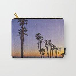 Ventura Moon, California Carry-All Pouch