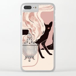 October 2nd Clear iPhone Case