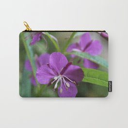Pretty Fireweed 2 Carry-All Pouch