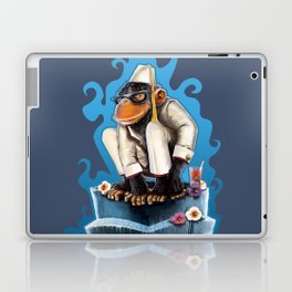 Cosmo At The Moon Palace Laptop & iPad Skin