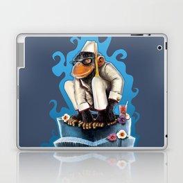 Cosmo At The Moon Palace Laptop & iPad Skin