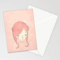 소녀 THIS GIRL Stationery Cards