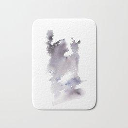 150527 Watercolour Shadows Abstract 139 Bath Mat