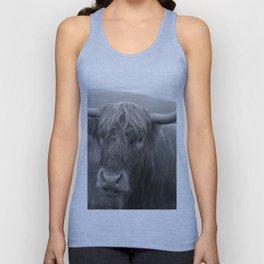 Highland cow I Unisex Tank Top
