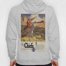Vintage poster - The Chiefs Hoody
