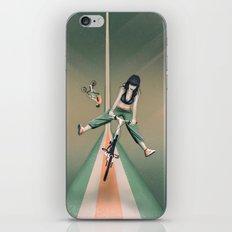 Happy Joyride iPhone & iPod Skin