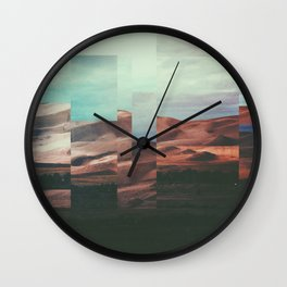Fractions A62 Wall Clock