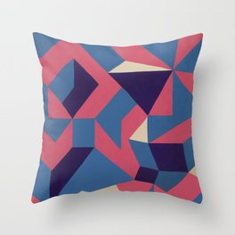 Aster/Astro Wrap Throw Pillow