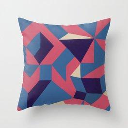 Aster/Astro Wrap Throw Pillow