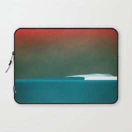 RED SKIES Laptop Sleeve