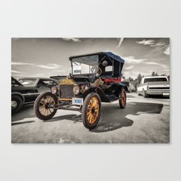1916 Ford Model T Canvas Print